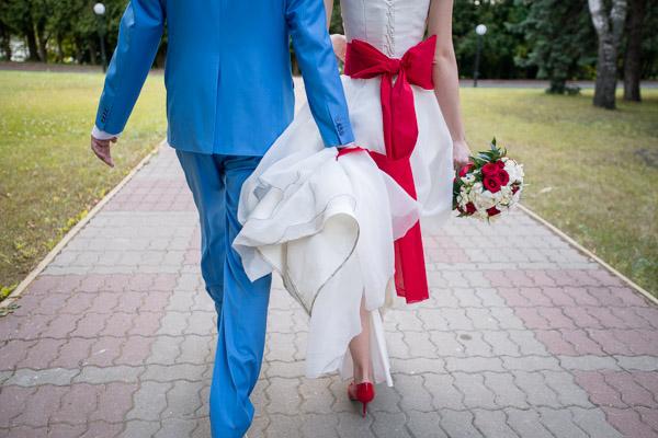 Свадьба - Свадьба Виталия и Даши - фотограф Анна Тимукова - 600px