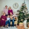 семейная фотосессия студия москва
