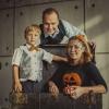 семейная фотосессия halloween хэллоуин москва
