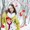 фотосессия зимой москва фотограф