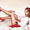 pin-up photography moscow professional photographer Anna Timukova